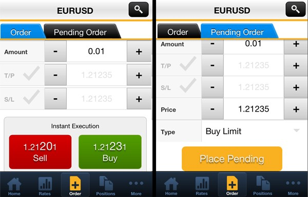 markets mobile