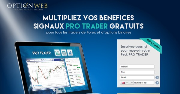 Signaux de trading options binaires