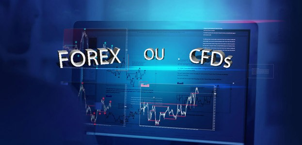 Forex cfd difference