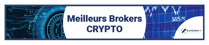 Meilleurs Brokers Crypto