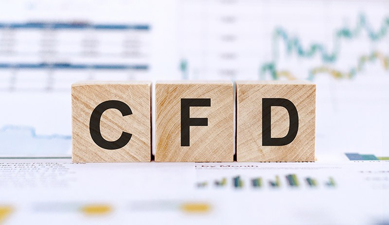 Cfd-Contract,For,Difference,Abbreviation,Business,Concept